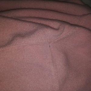 Crystal kobe Sweaters - Crystal kobe pink v-neck sweater with jewel detail